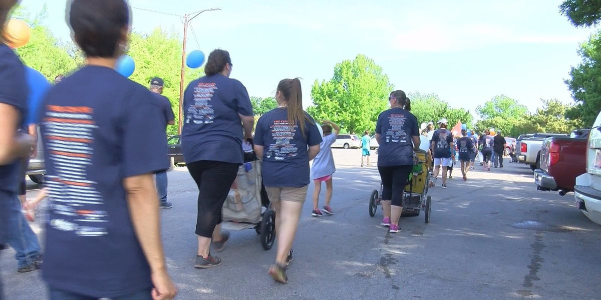 Hundreds of Texomans participate in 11th Annual Walk For Life