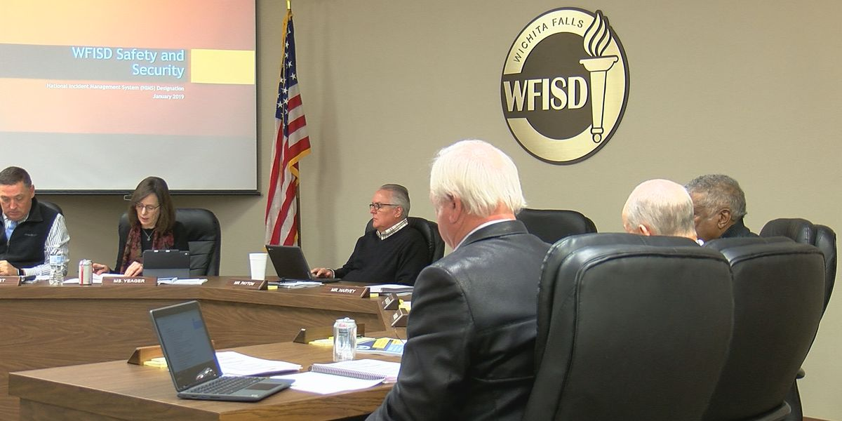 WFISD board members talk numbers