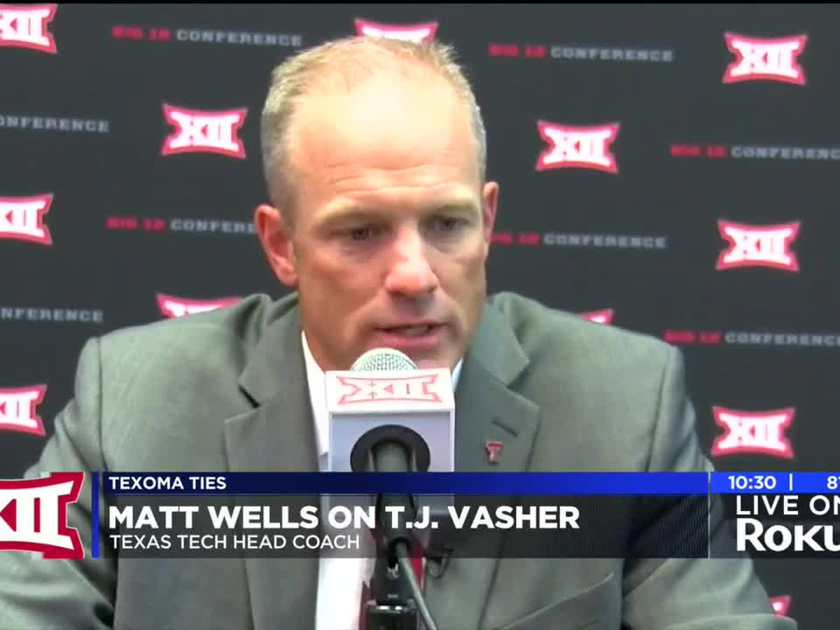Foster, Vasher discussed at Big 12 Media Days