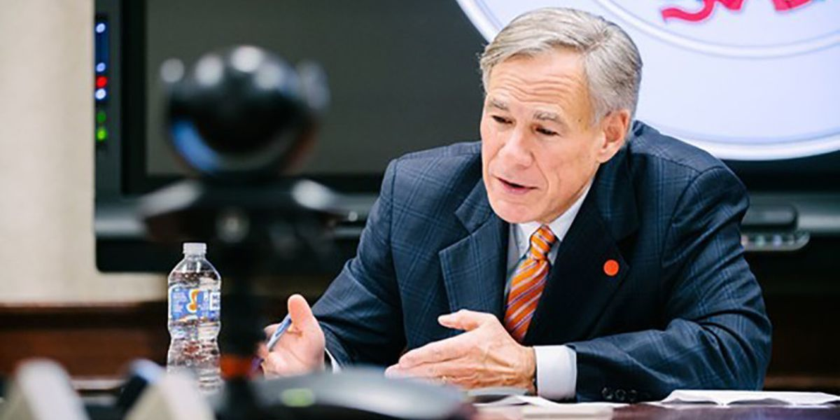Gov. Abbott announces third phase of plan to reopen Texas