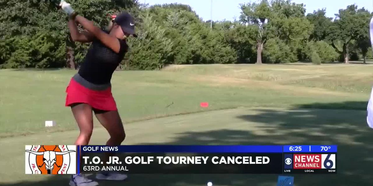 T.O. Jr. golf tournament canceled - clipped version