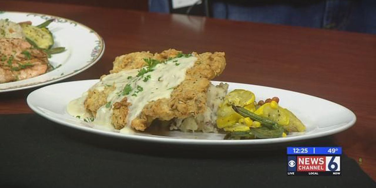 Sizzling With 6: Highlander Public House Lunch Specials