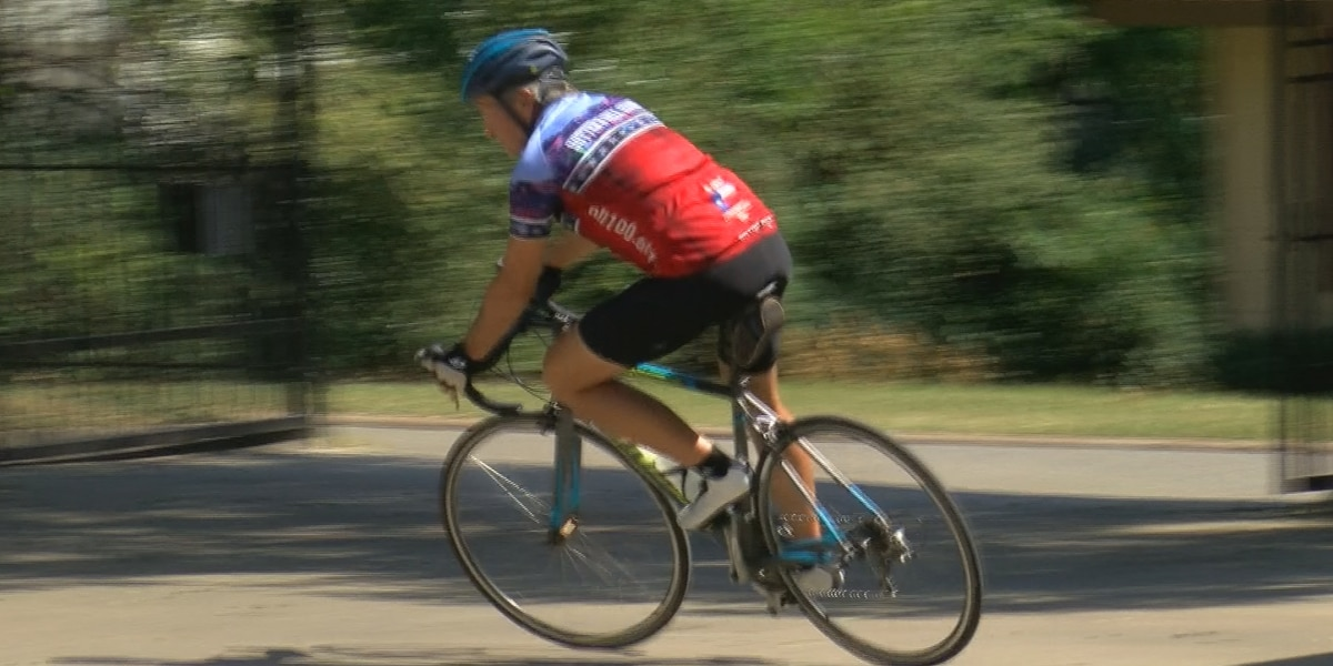 Bicyclists prepare for individual HHH rides