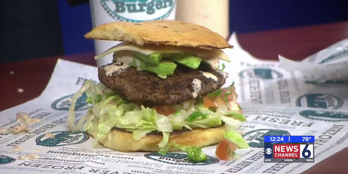 Sizzling With 6: Avocado Ranch Burger