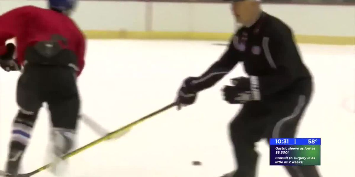 Wichita Falls Warriors hockey team prepares for season