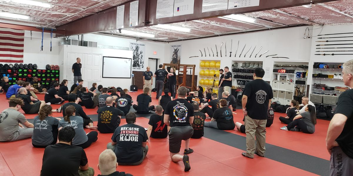 Martial Art legend spends time in Wichita Falls