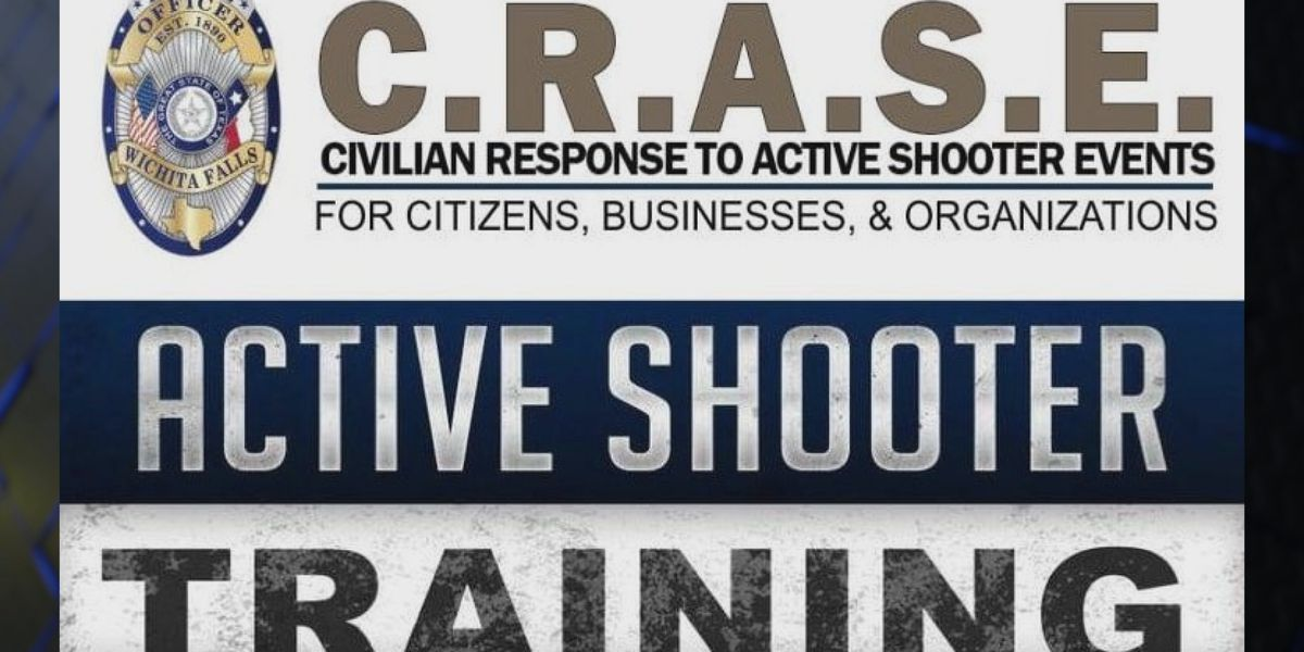 WFPD offers free active shooter response training