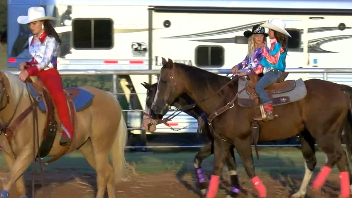 Boomtown Rodeo gives young girls a healthy outlet