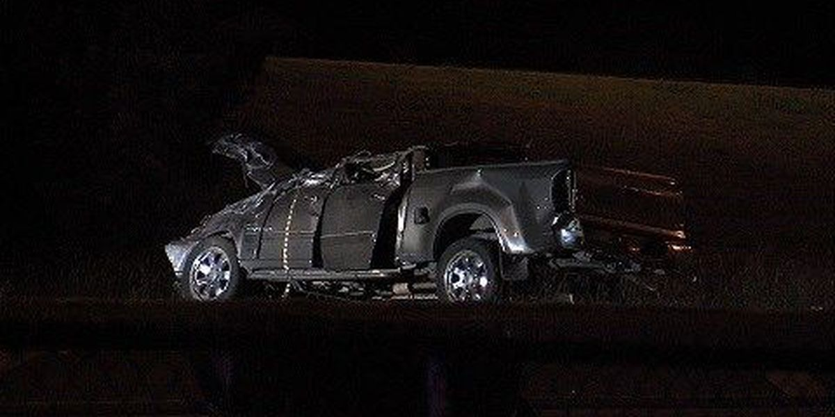 Car Accident On Central Freeway Sends One To The Hospital