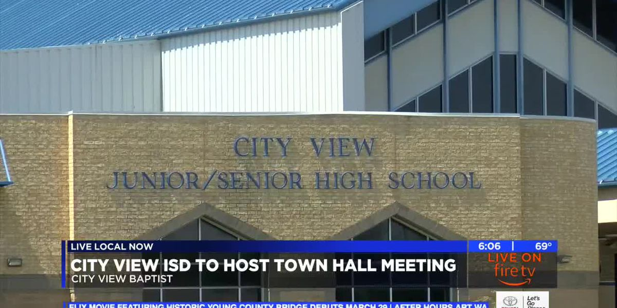 City View ISD to host town hall meeting to discuss $10 million bond
