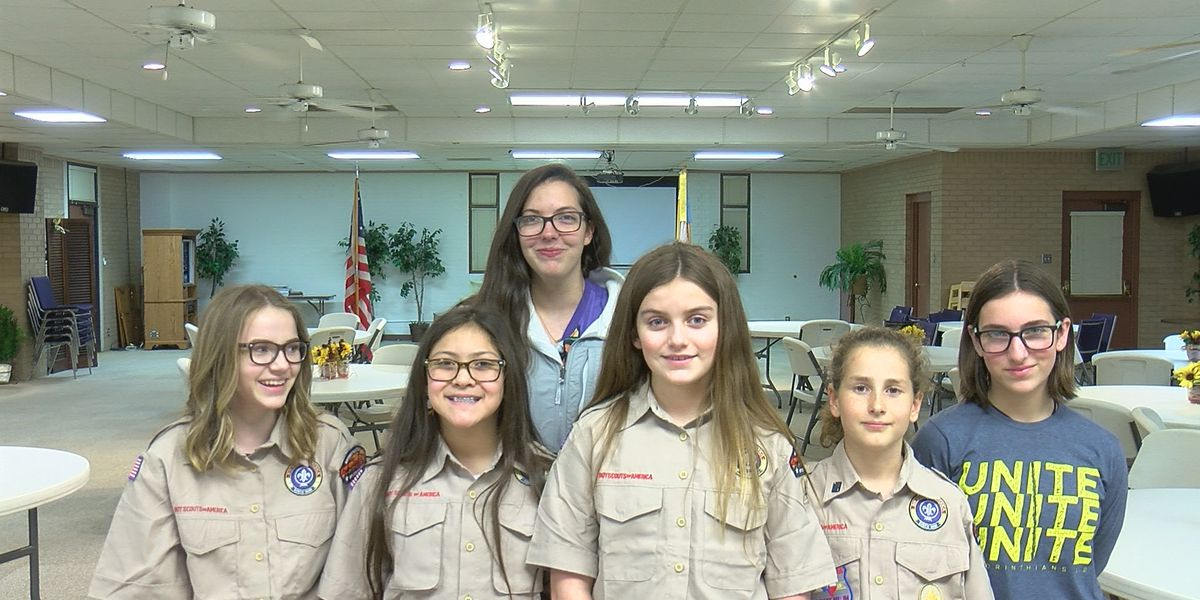 Boy Scouts of America now invites girls to join