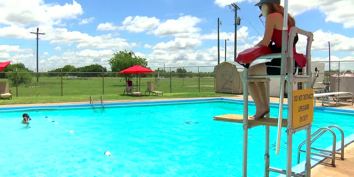 Olney pool reopens for the summer season