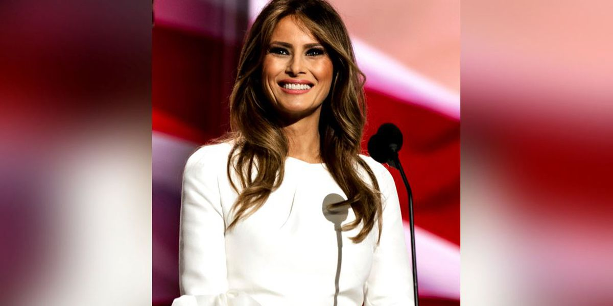 Cough keeps Melania Trump off campaign trail