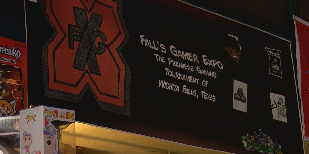 Competitive gaming on the rise in Wichita Falls