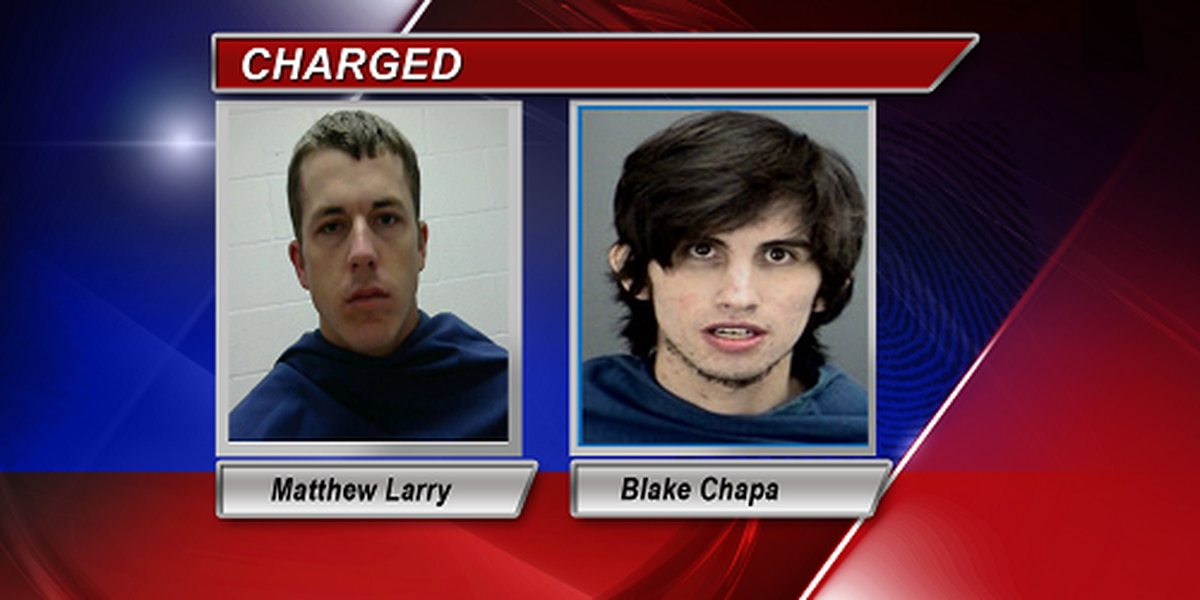Two arrested for meth possession in a drug free zone