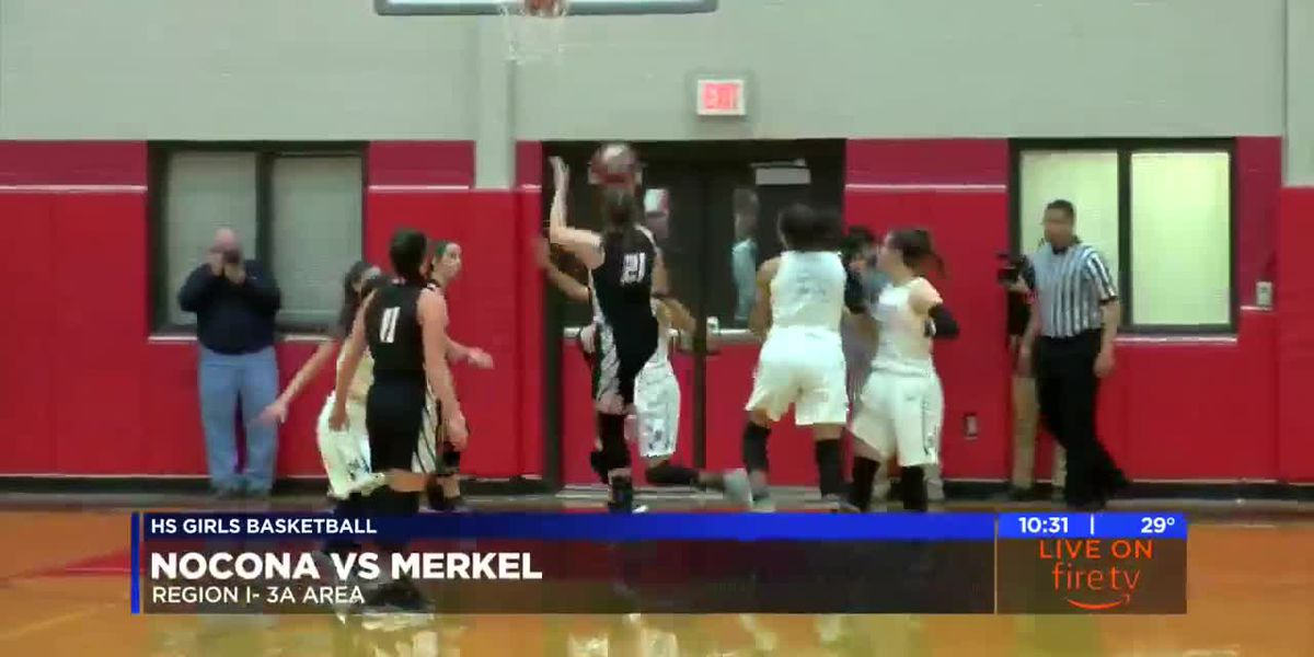 GIRLS: Nocona vs Merkel highlights