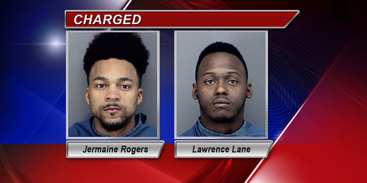 Two arrested on US 287