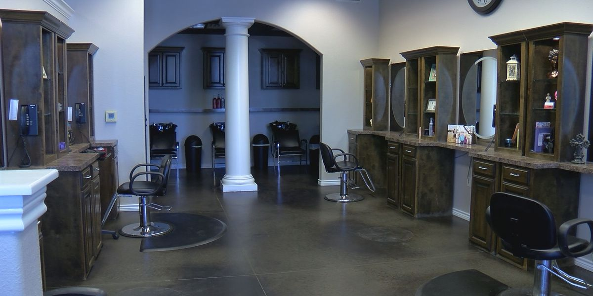 Salons prepare to reopen on Friday