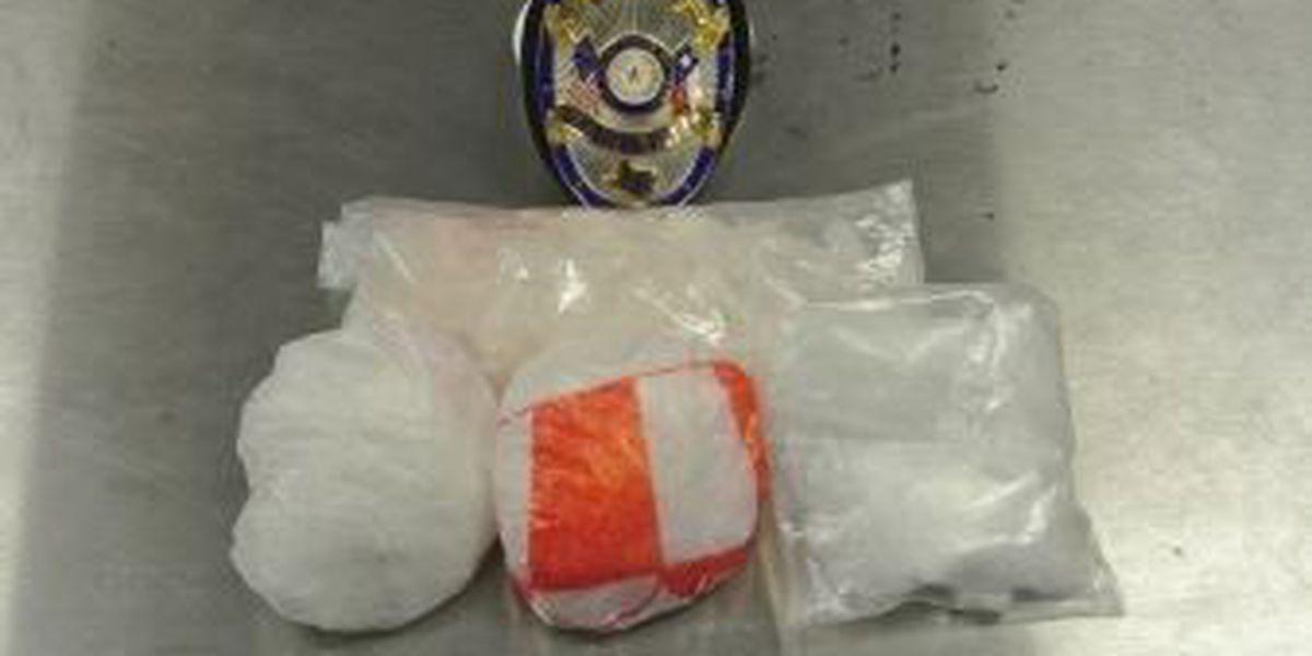 Half a pound of meth leads to arrest at Wayfarer Motel