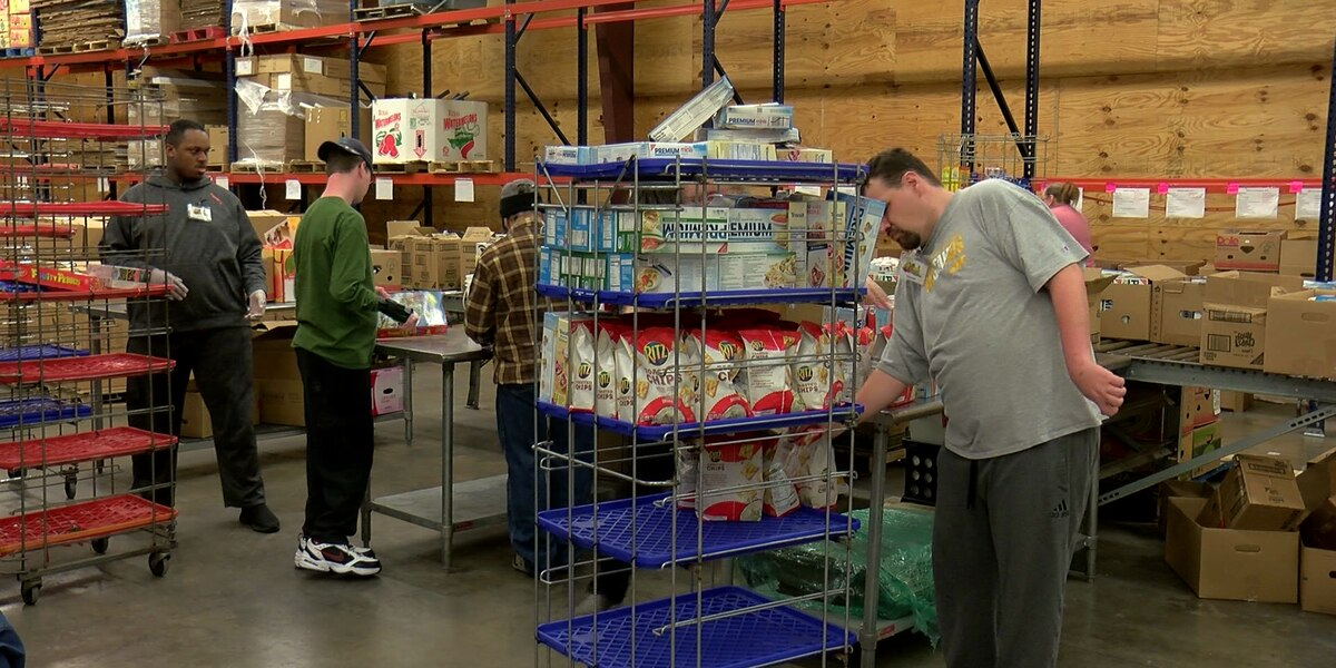 Arc of Wichita Co. clients gain job skills through volunteer program