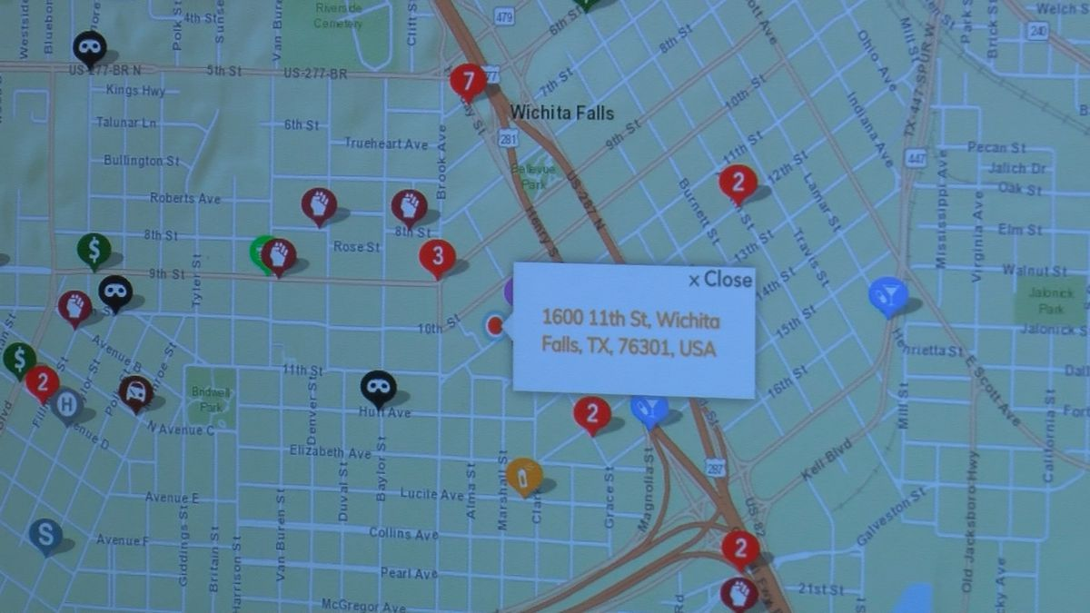 WFPD introduces crime alert tool