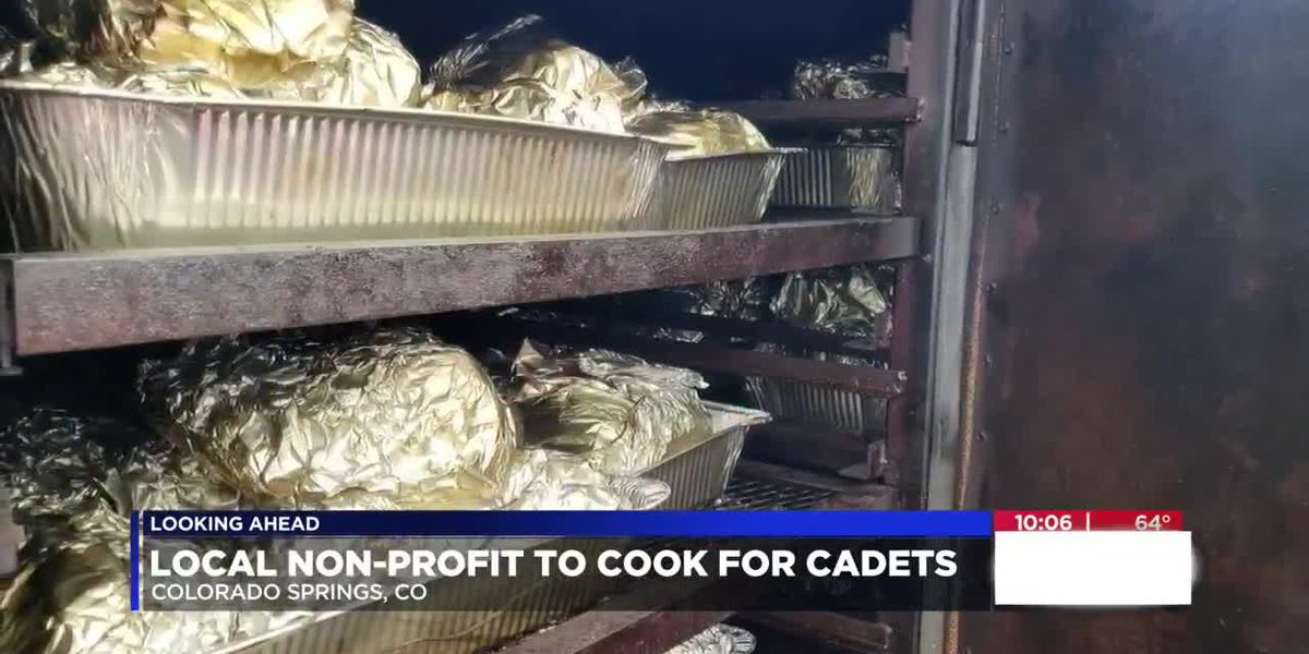 Local nonprofit cooks up Texas meal for Colorado airmen