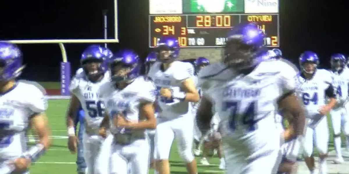 City View at Jacksboro highlights