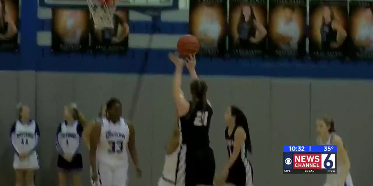 GIRLS: City View vs Nocona highlights