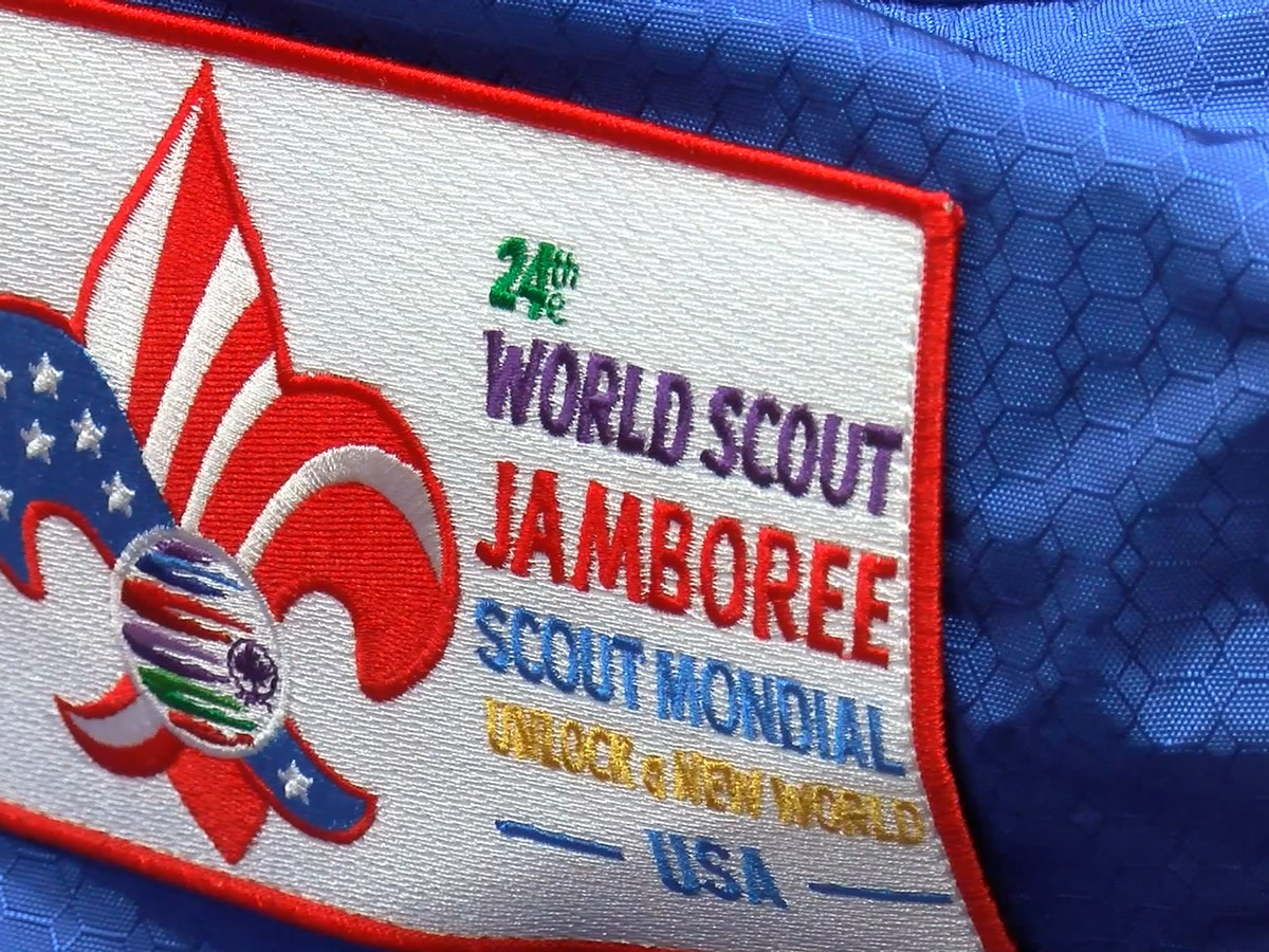 Wichita Falls scouts head to World Scout Jamboree