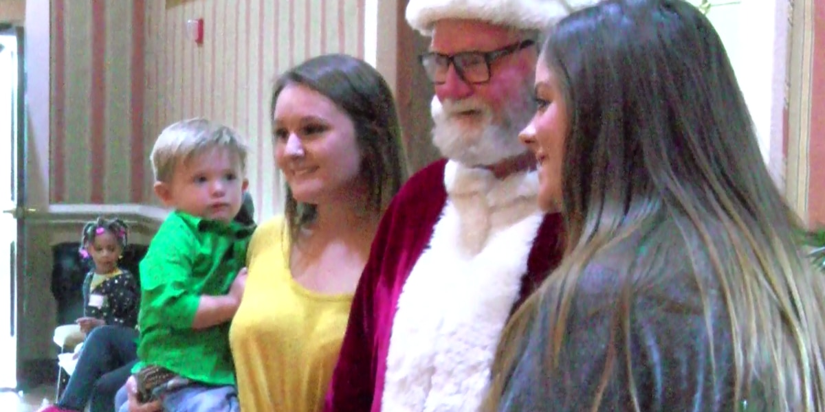 Kemp Center hosts Christmas at the Kemp