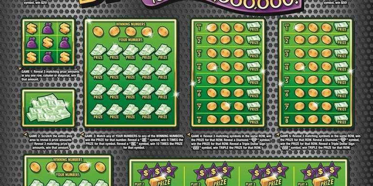 Electra resident claims $1M scratch ticket prize