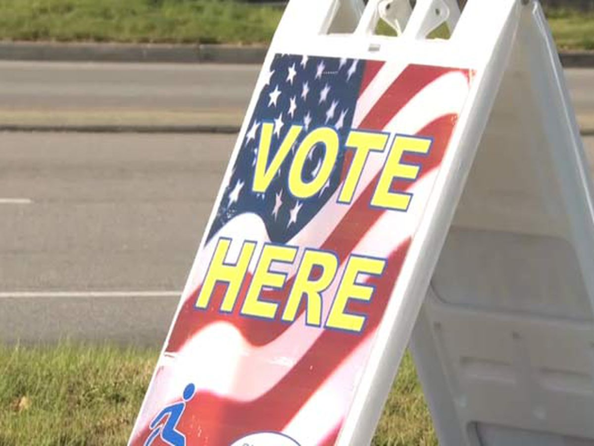 Election Day polling locations open Tuesday across Texoma