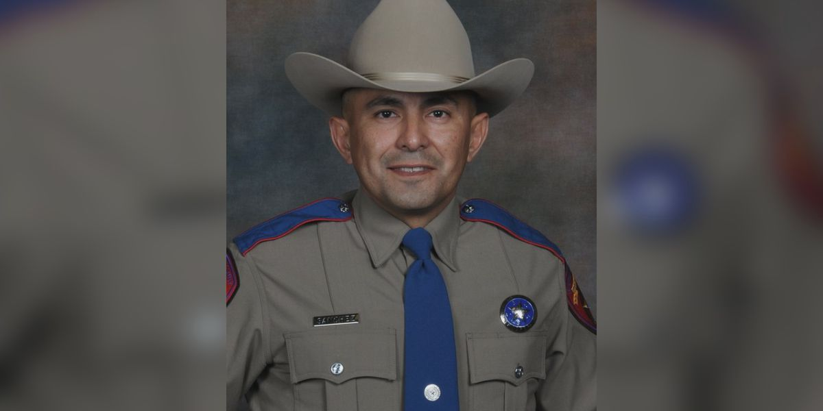 Mourners gather in Texas to honor slain trooper