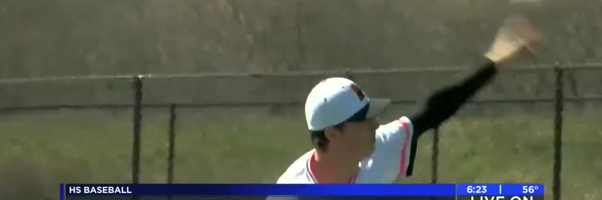 BASEBALL: Nocona vs Venus highlights