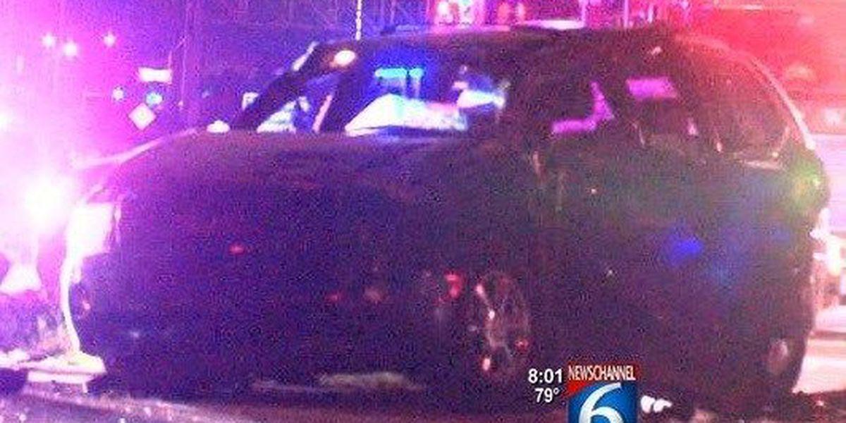 One of the Five People Injured In Crash Dies