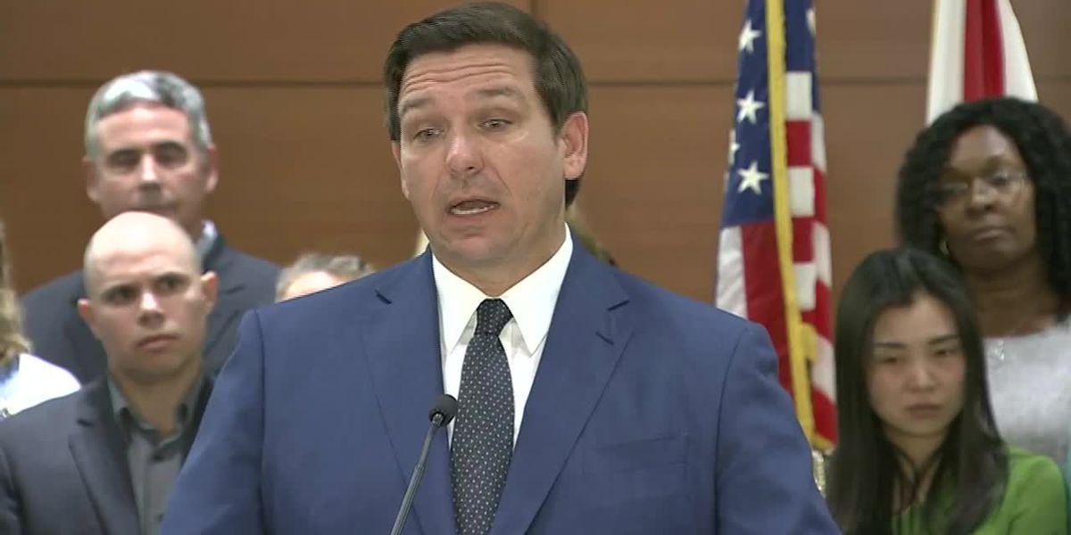 FL Gov. DeSantis calls for new Parkland investigation on eve of 1-year anniversary of school shooting