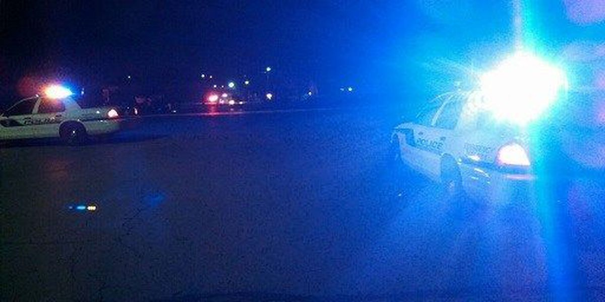 Police Search For Shooting Suspect