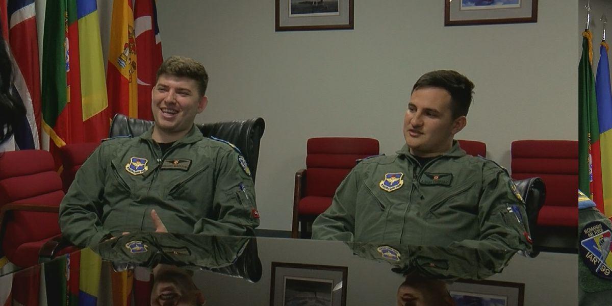 Romanian pilots set to begin ENJJPT at Sheppard AFB