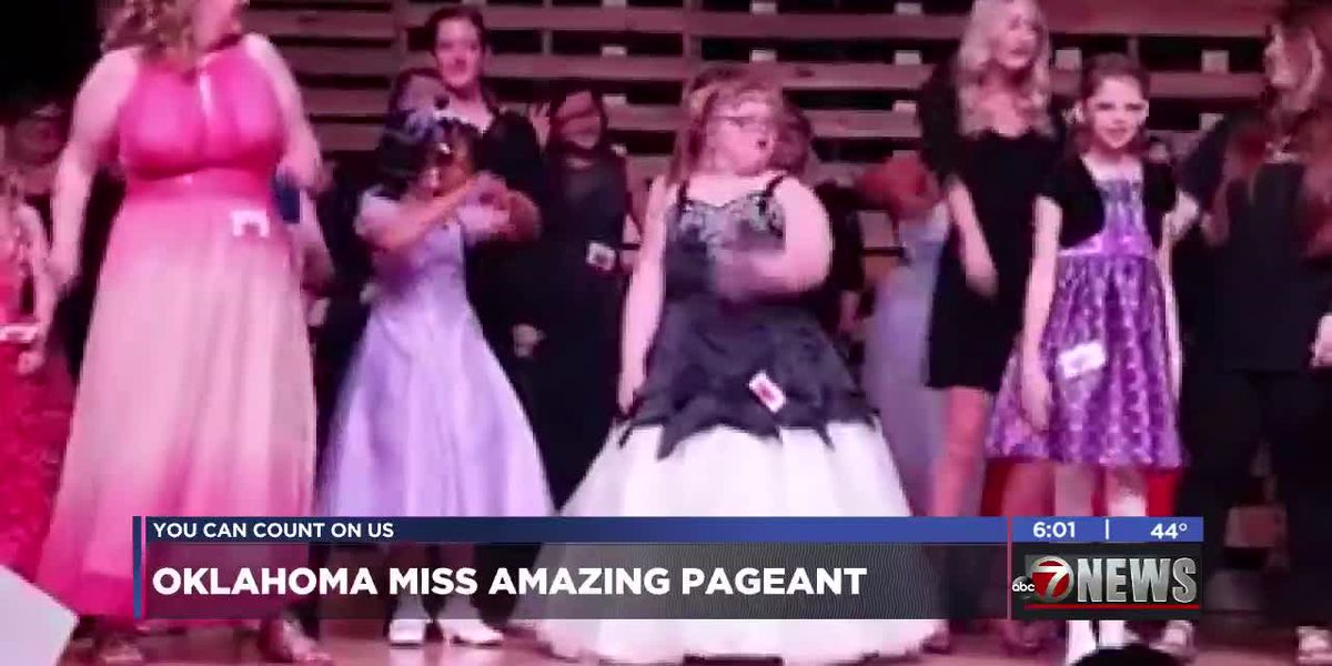 Local teens participate in 2019 Oklahoma Miss Amazing Pageant