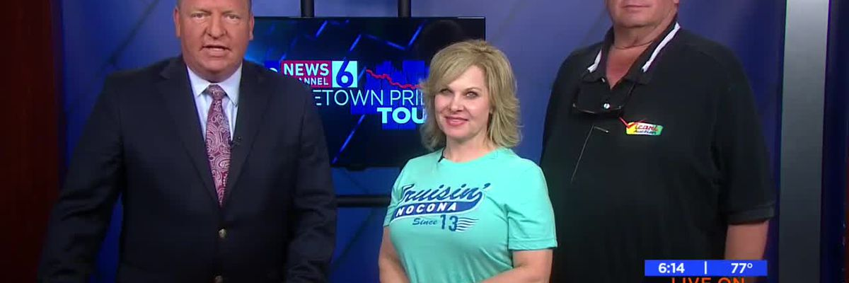 Hometown Pride Tour: Cruisin' Nocona is this week