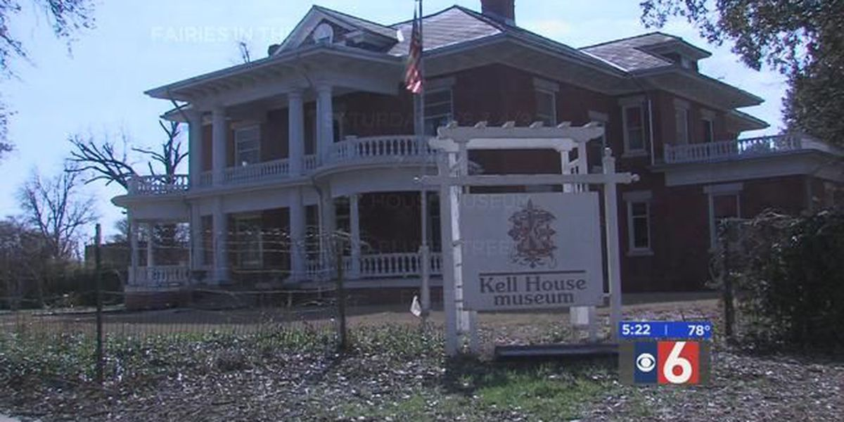 Kell House Museum is offering three summer camps