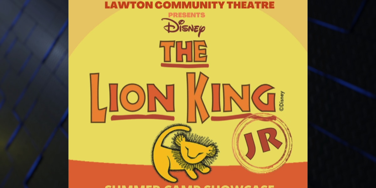 """The Lion King Jr."" opens at Lawton Community Theatre"