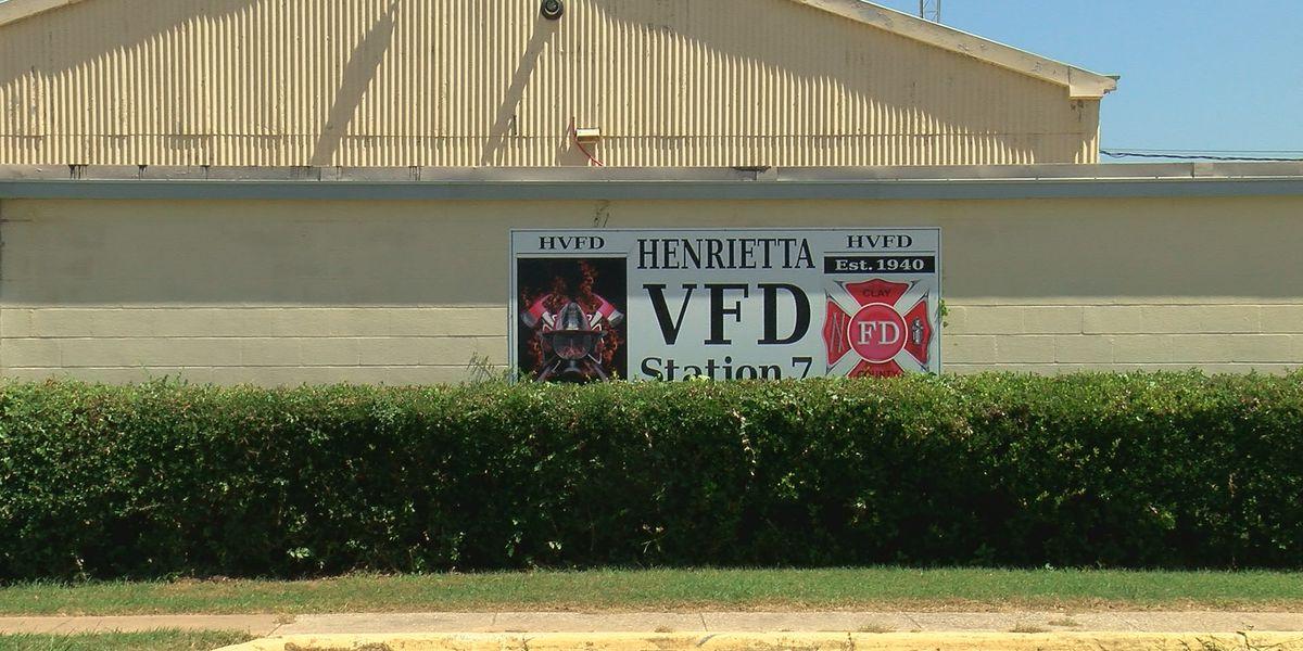 Fireworks stand fundraiser for Henrietta Volunteer Fire Department