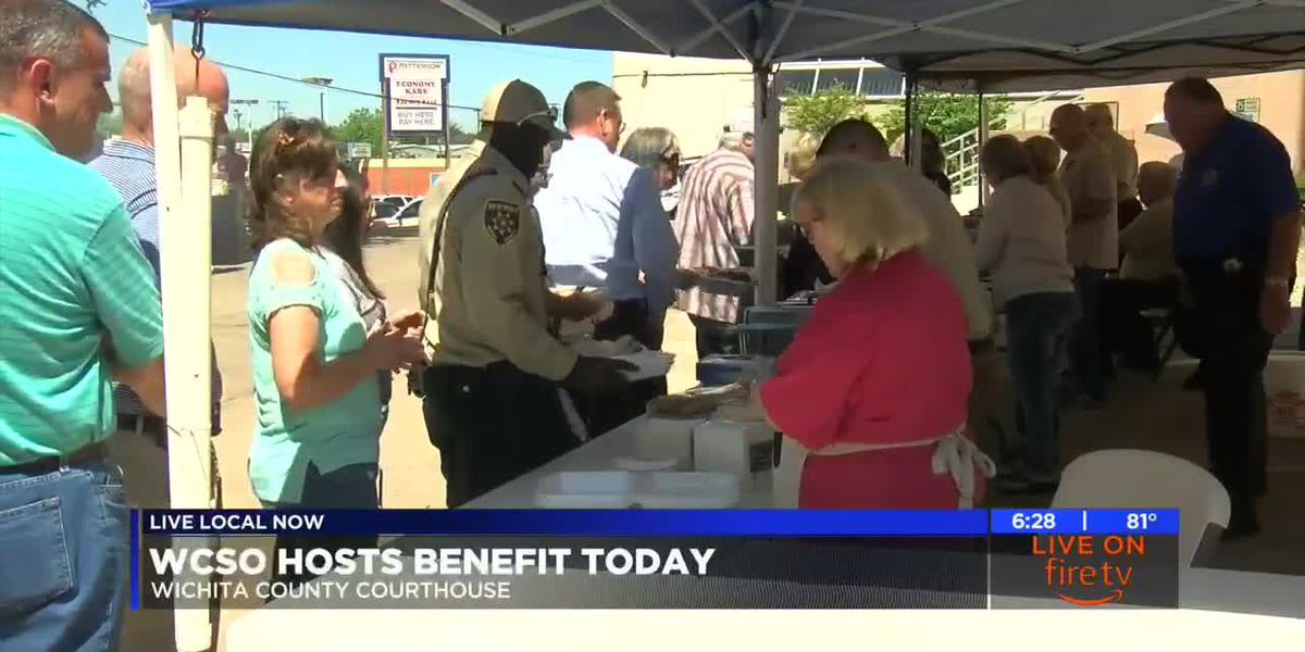 Good News: WCSO Posse Lunch Benefit