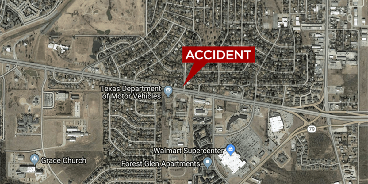 Accident sends two people to the hospital Friday