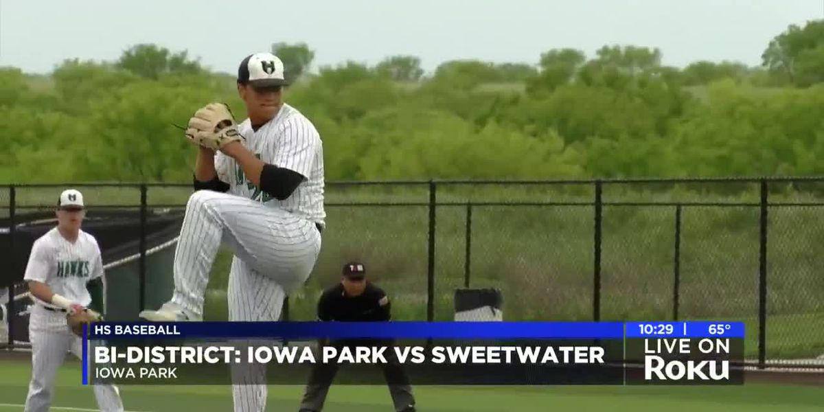 Game 1: Iowa Park vs Sweetwater highlights