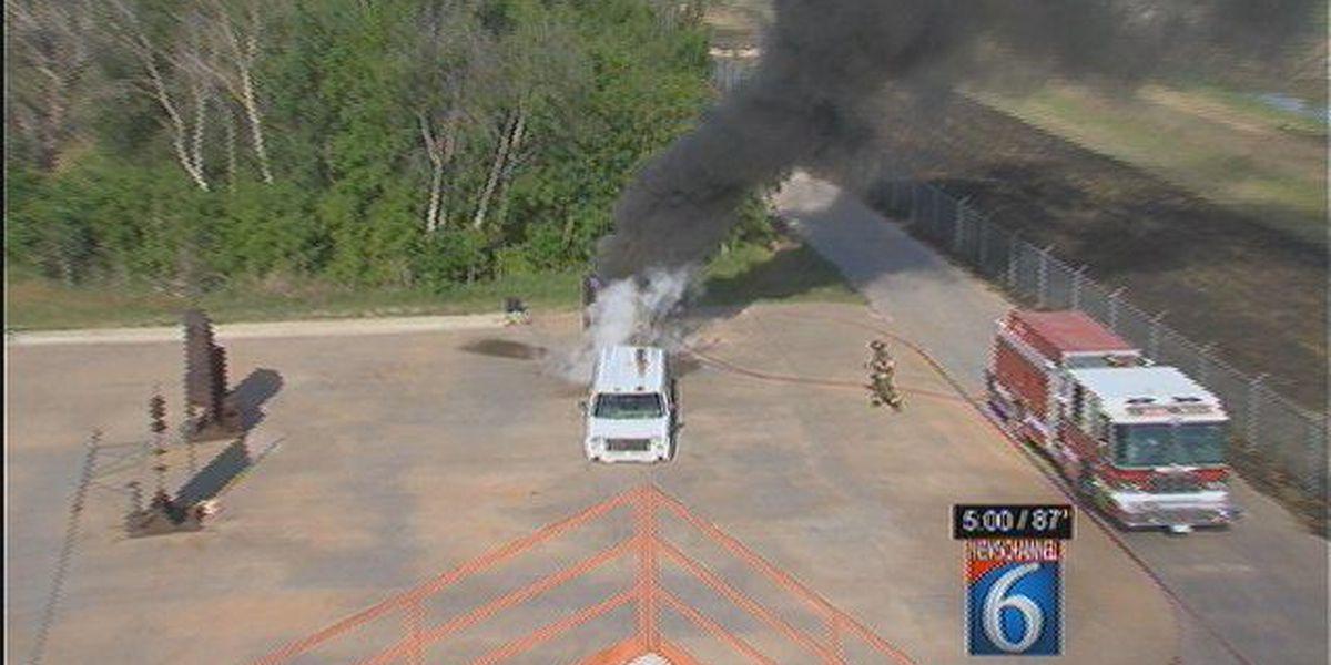 Wichita Co. Trains For Attack