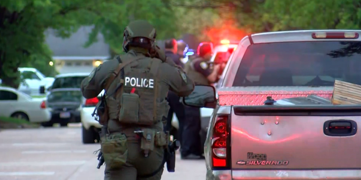 UPDATE: WF police search house, suspect not located in Broad Street standoff
