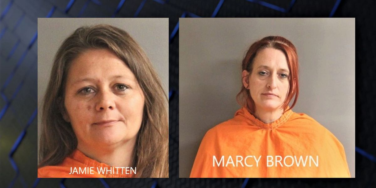 Two women arrested in Henrietta on felony drug charges