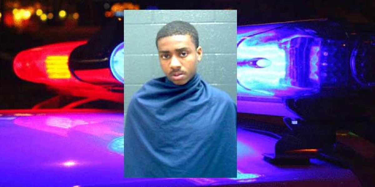 Fingerprints leads to arrest of gun theft suspect